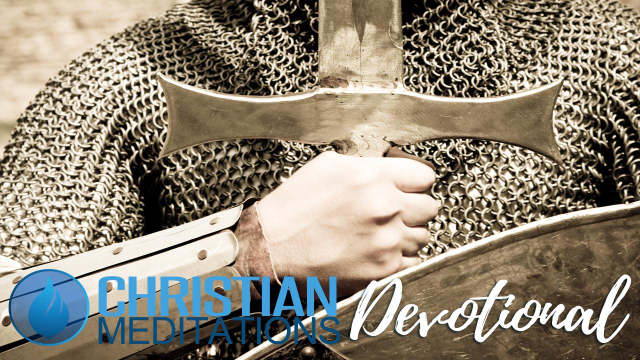 Full Armor of God Daily Devotional