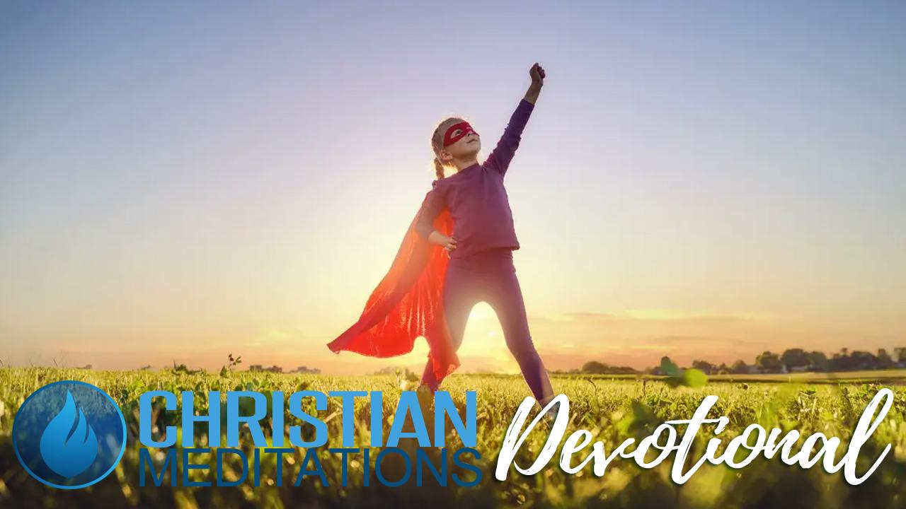 God The Defender Daily Devotional