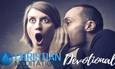 Overcoming Gossip | Daily Devotional