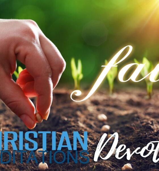 Mustard Seed Sized Faith   Christian Daily Devotional