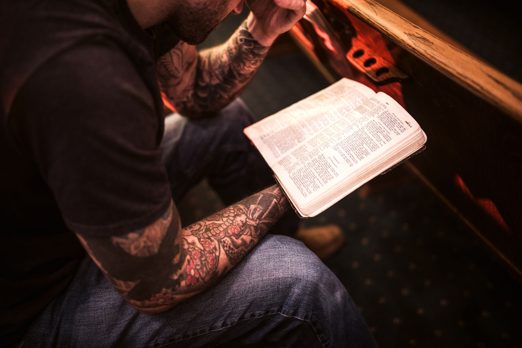What Does The Bible Say About Tattoos?